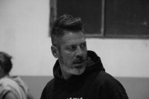 Il maestro Cristiano Castellacci