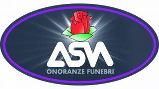 Sponsor Pugilistica Rodigina, ASM_Onoranze Funebri_Logo